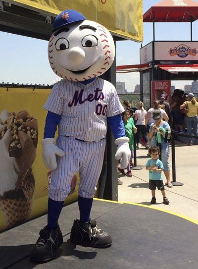 Mlb Mr Met The Latest Mischievous Mascot National Sports