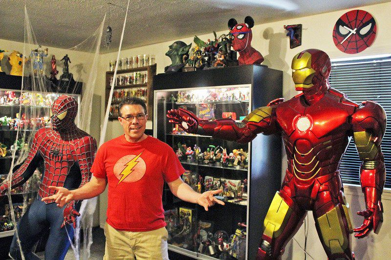 Growing superhero museum moving to larger building