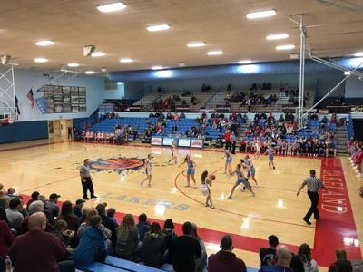 Lakeland High School gym
