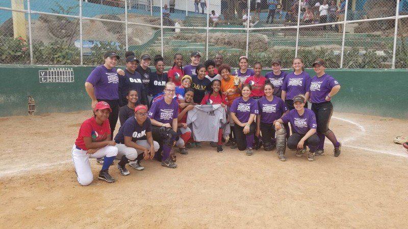 GOSHEN COLLEGE: Women's basketball, softball teams enjoy service trip to D.R.
