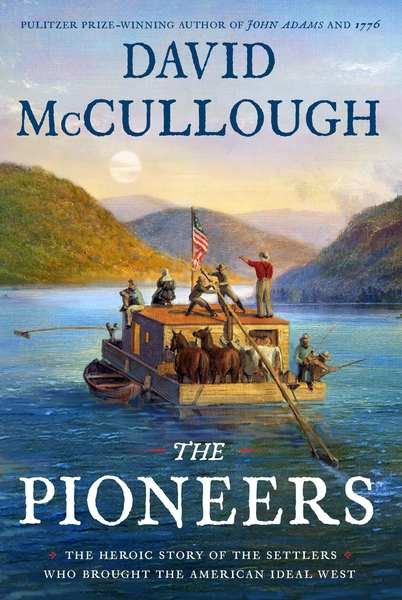 THE BOOKWORM SEZ: 'The Pioneers' makes 1790s Ohio history interesting