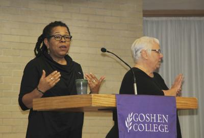 Goshen College MLK Day