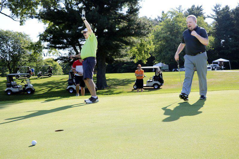 Goshen Chamber members enjoy day of golf