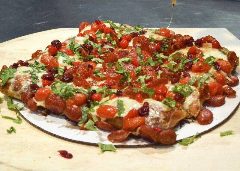 DINING A LA KING: Cataldo finishes fifth at International Pizza Expo