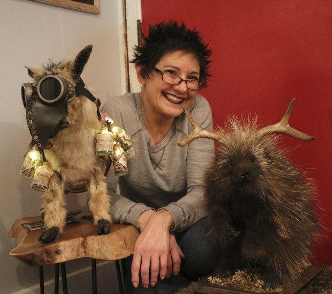 ARTIST SPOTLIGHT: Rogue taxidermist Karen Nemes takes Best In Show in Brooklyn, Baltimore, South Bend