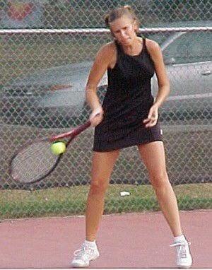 Sarah Yoder womens tennis