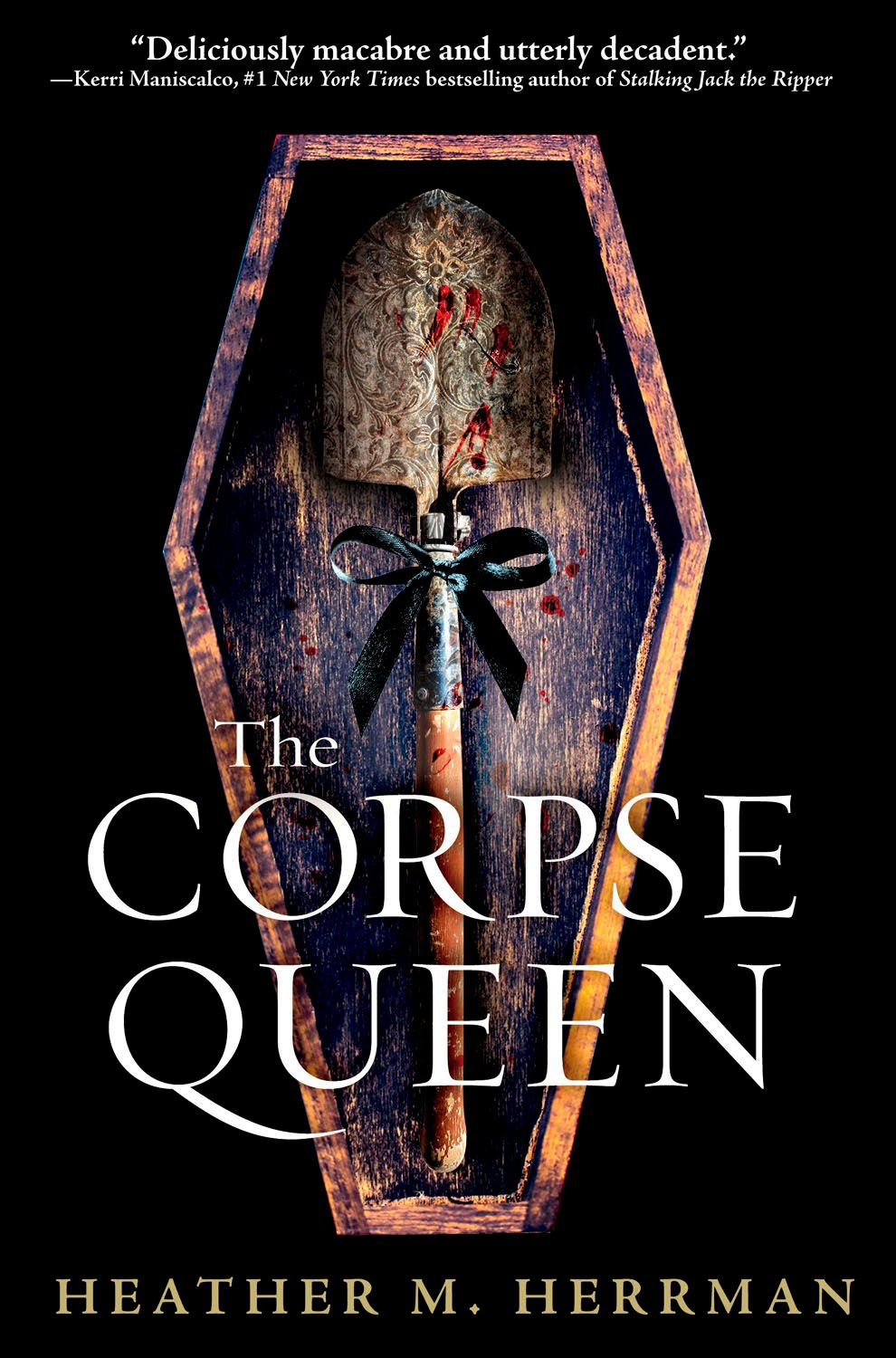 """""""The Corpse Queen"""" is royally gloomy"""