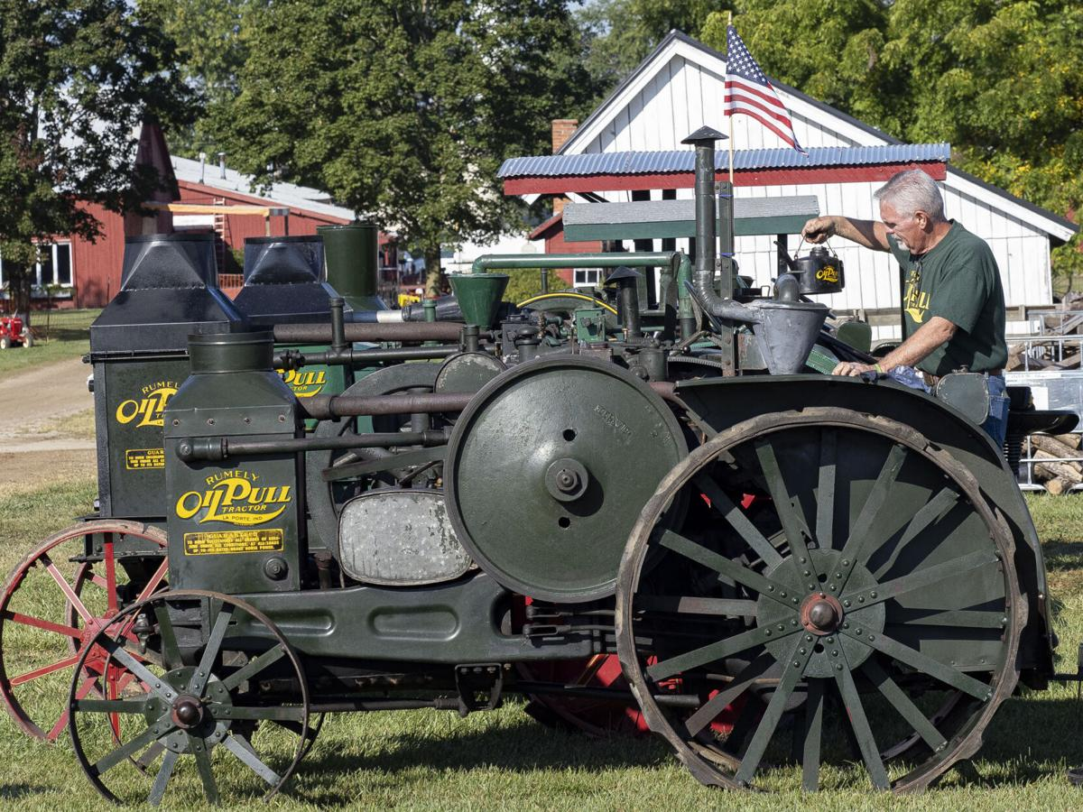 Nappanee Power from the Past Antique Power Show