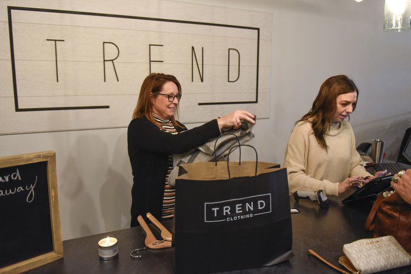 Trend Clothing a new Goshen boutique for men and women