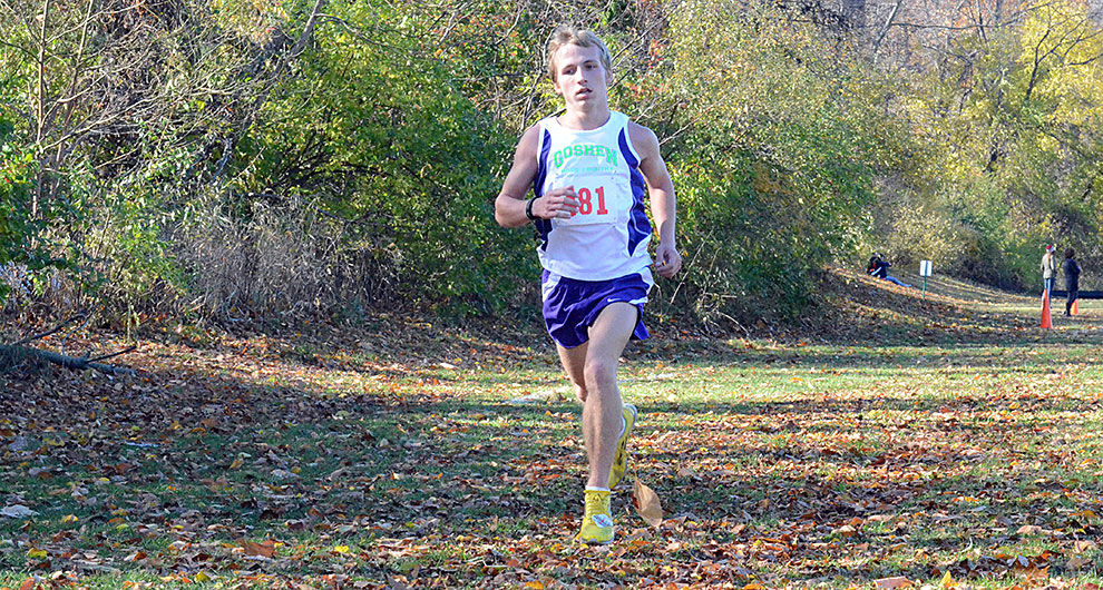 GC GOATs: Smith set XC program marks all four years at Goshen