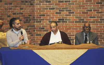 Elkhart MLK Talk