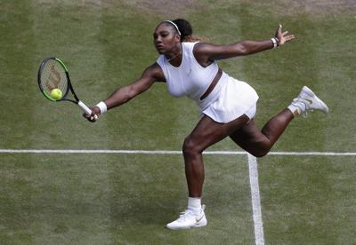 WIMBLEDON: Williams vs. Halep in Wimbledon final