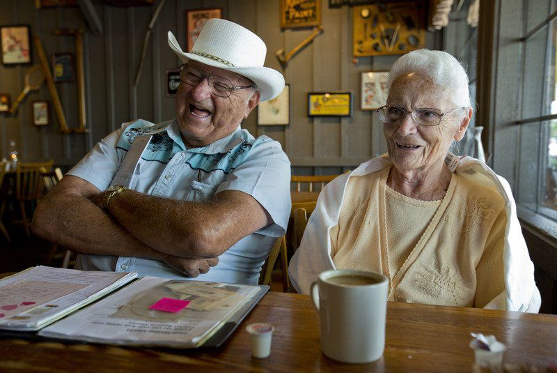 Goshen couple almost done with Cracker Barrel quest