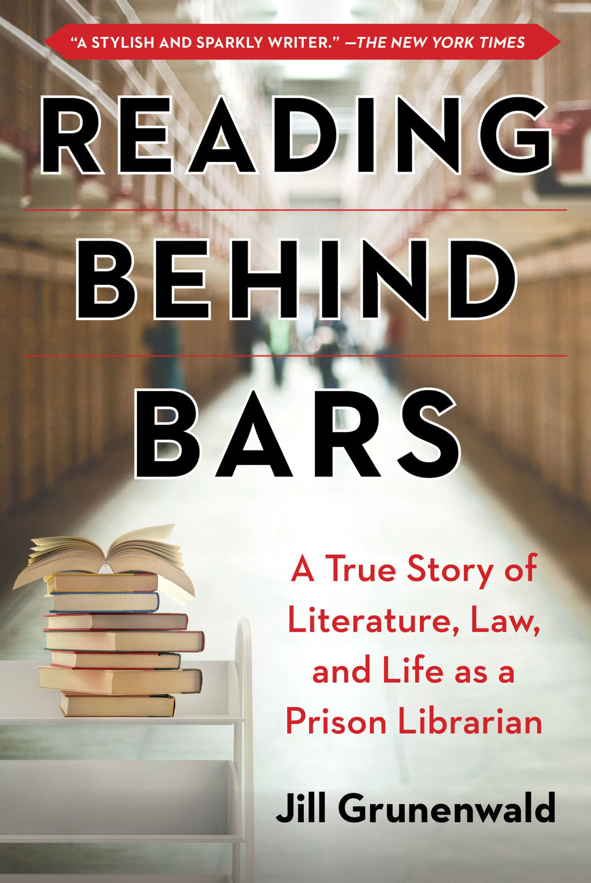THE BOOKWORM SEZ: 'Reading Behind Bars' an arresting tale