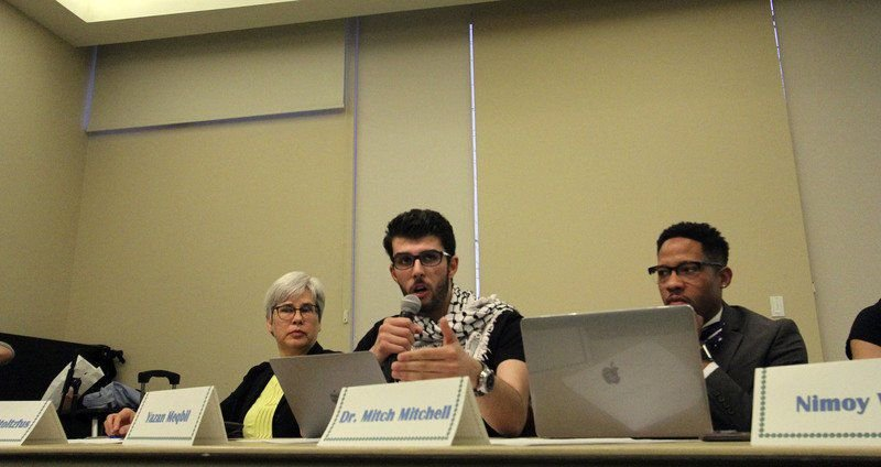 Student diversity group calls for GC policy reform