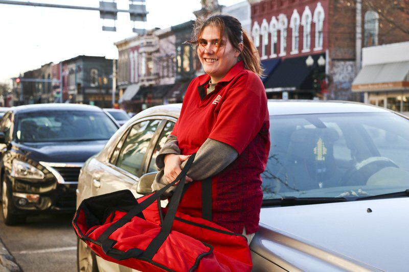 papa johns delivery driver ashley wood received a more than 3700 tip from grace community church on sunday night