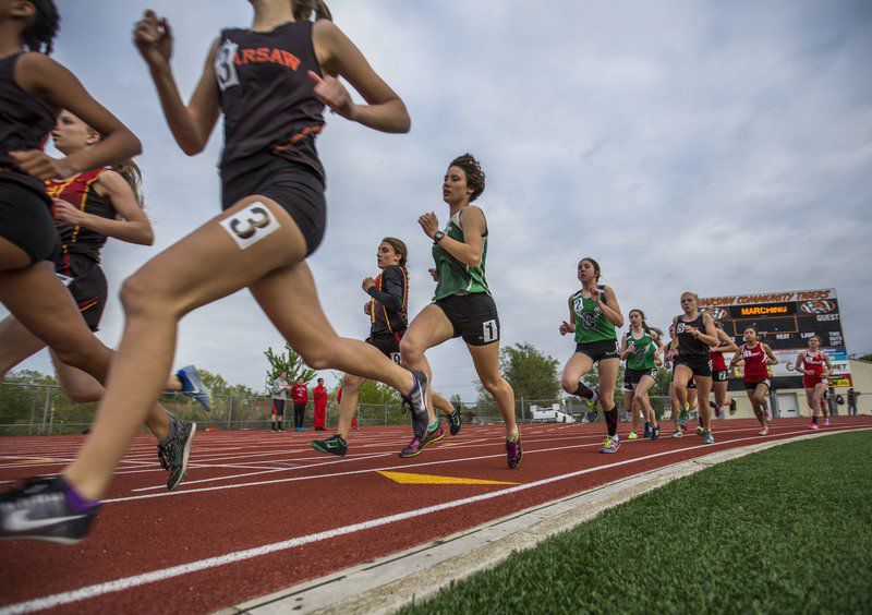 nlc conference track meet 2014