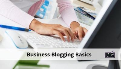 TECH TALK WITH MIKE: Some business blogging basics