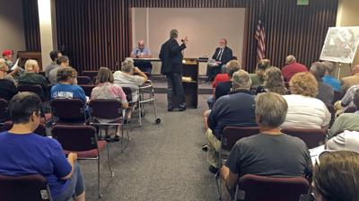 Neighbors unhappy with updated remediation plan for former Johnson Controls property