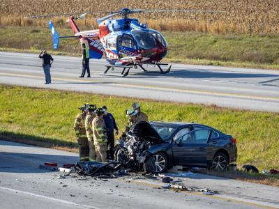 Toll road fatality