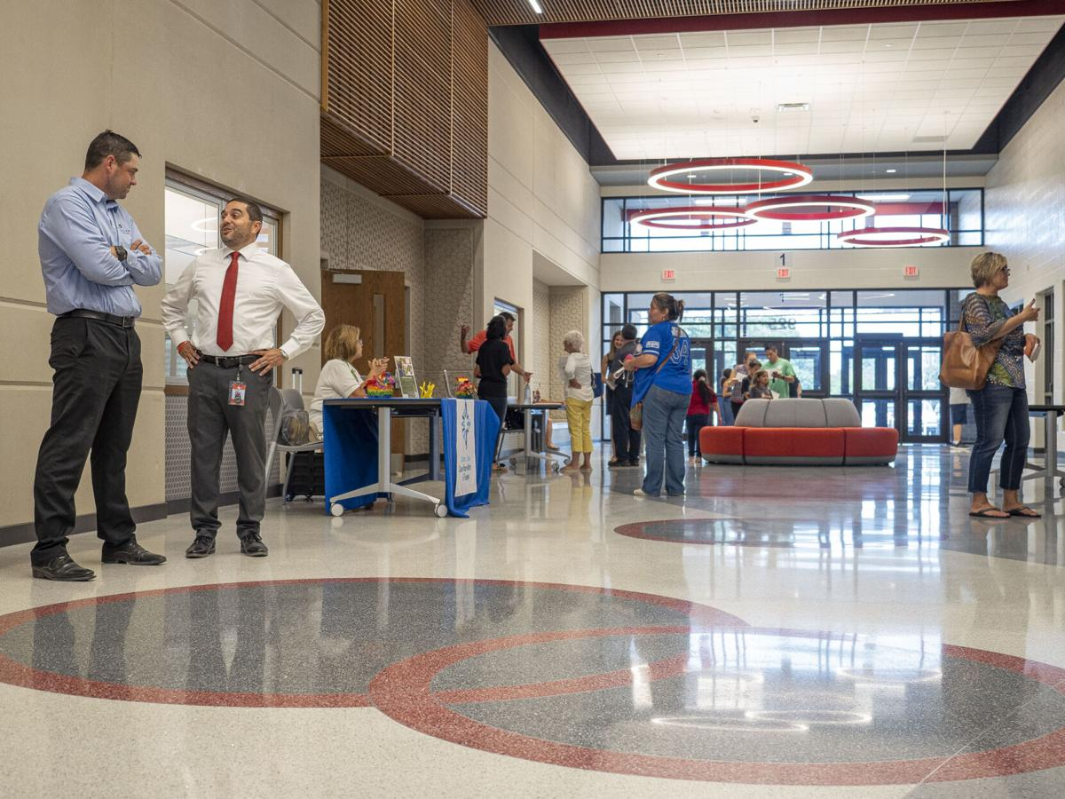 Goshen Intermediate School Completed