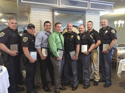 Officers honored for drunk driving arrests | Local News | goshennews com