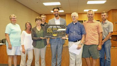 City receives award for advancing solar energy growth