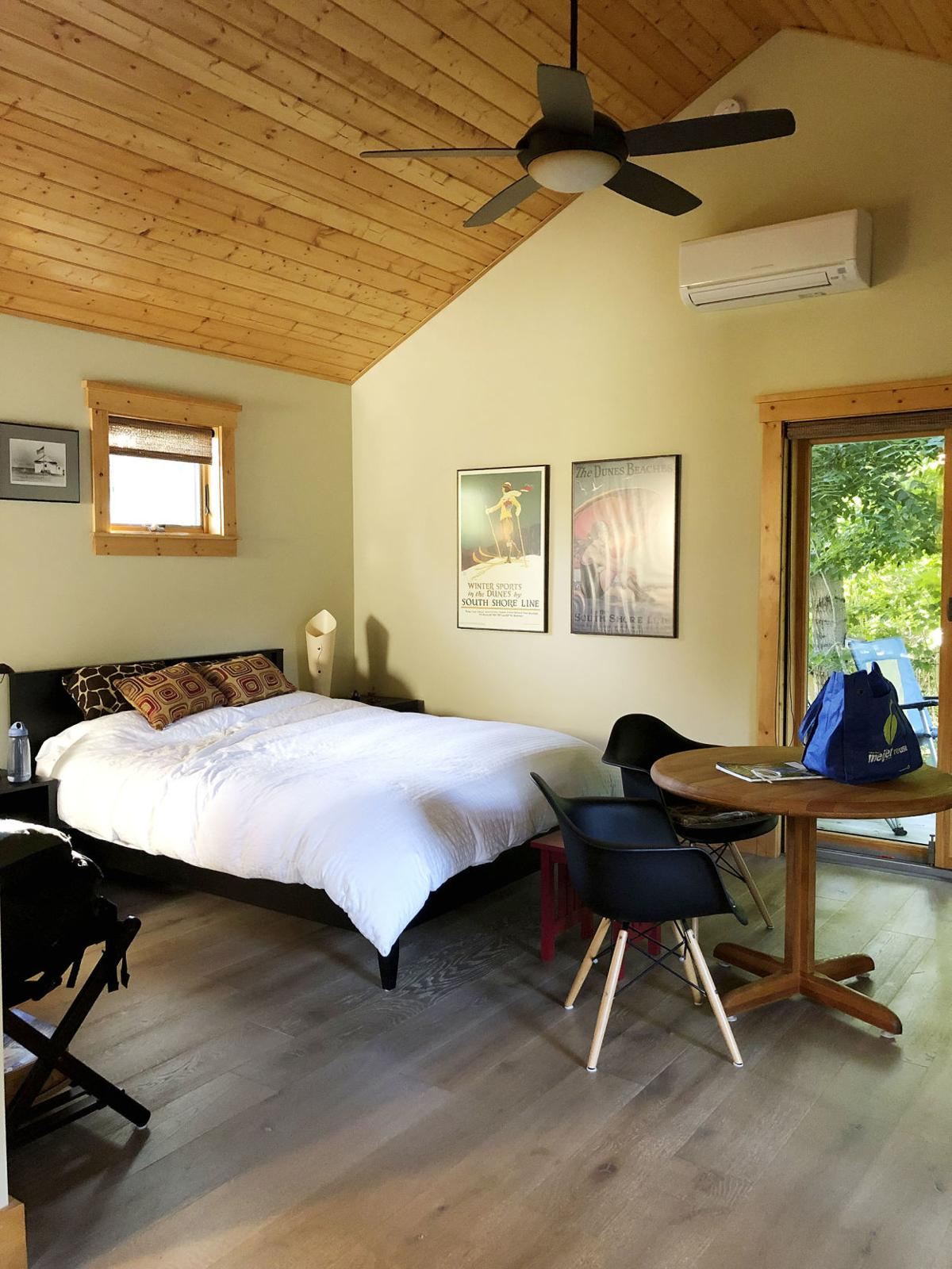 Michigan cabin