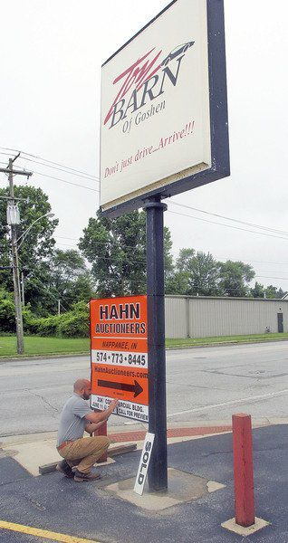 Former Toy Barn, West Goshen Furniture Building Brings $300,000 In Auction