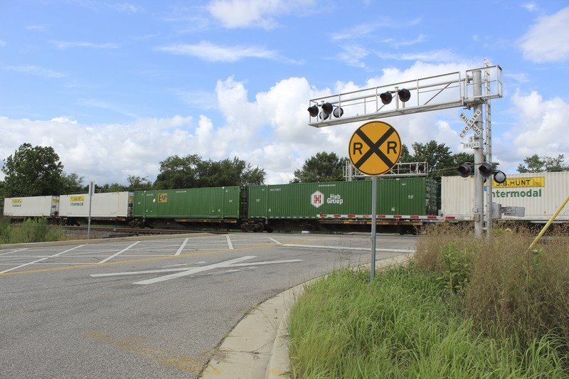 Priority plans for new railroad overpasses chug forward