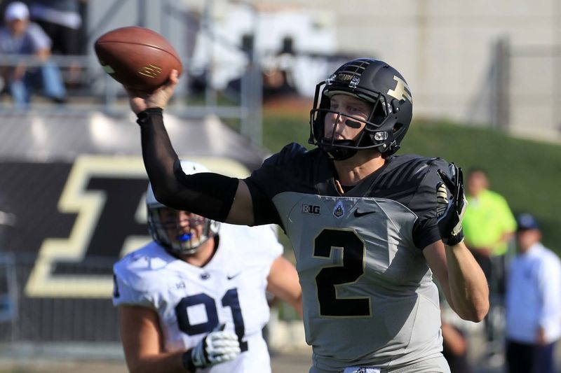 Brohm anticipates multiple QBs will play vs. Louisville, including Blough