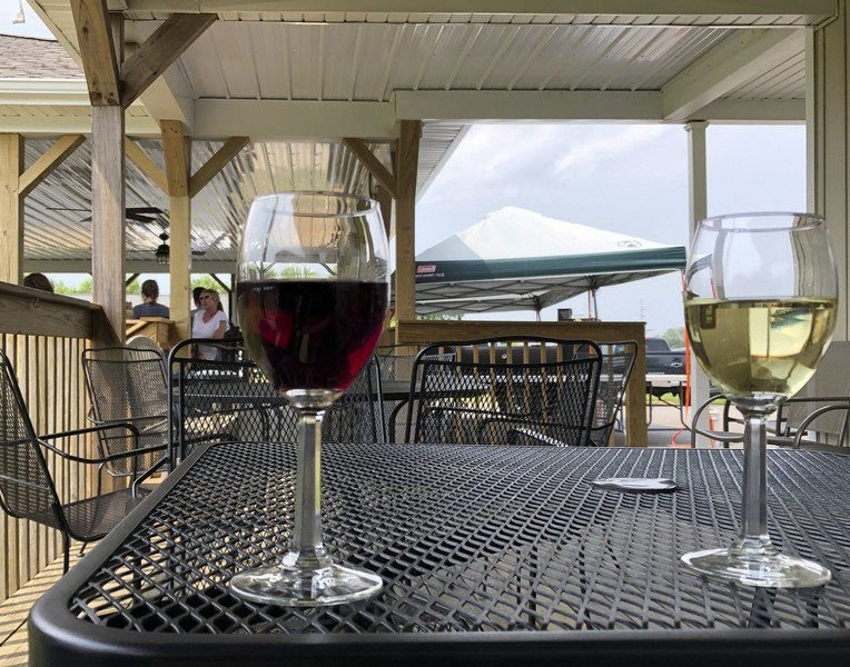 LA BONNE VIE: Local winery, brewery offer chances to 'get away'
