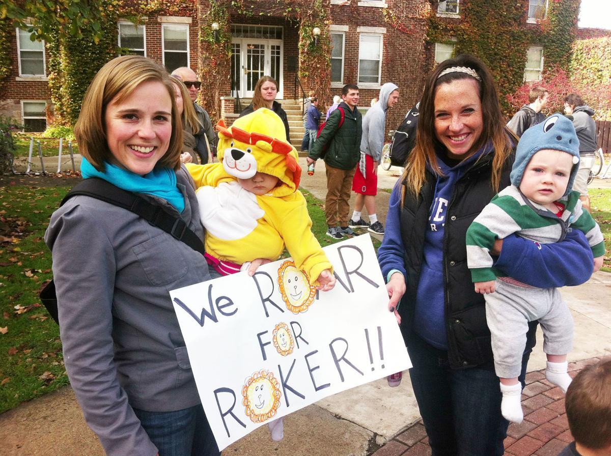 Al Roker visit