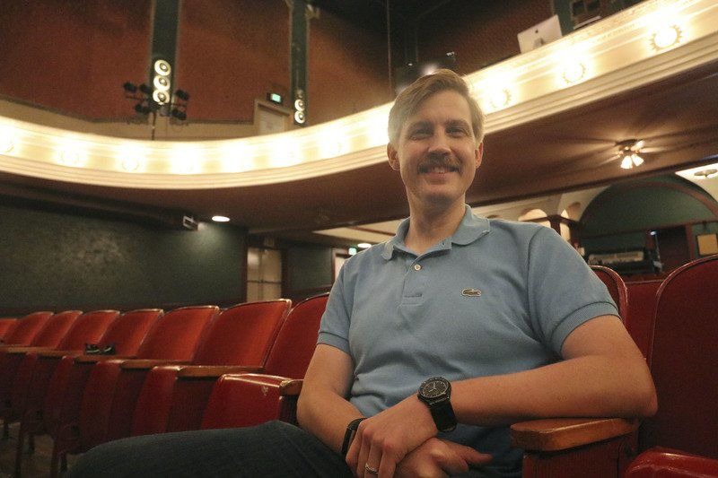 Goshen native oversees stage at top opera house