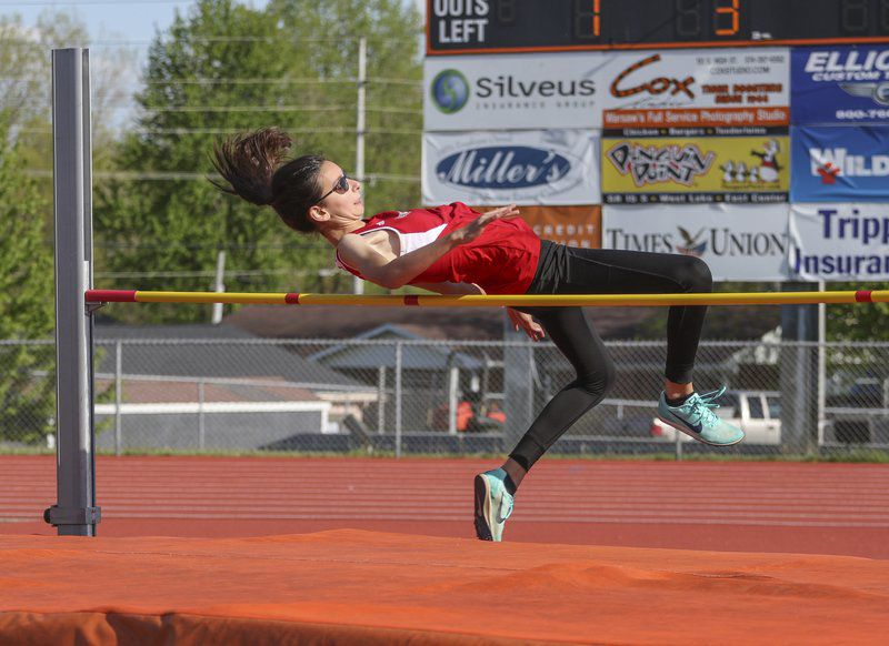 PREP GIRLS TRACK: Concord 3rd, Northridge 4th in sectional