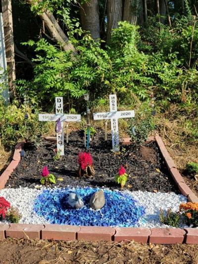 In memory of Dan and Mose