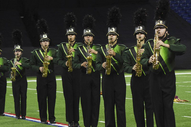 Two of four local marching bands finish in top 5 at state finals