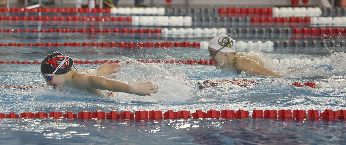 Goshen Wawasee swimming 1 9 2021 pic 1