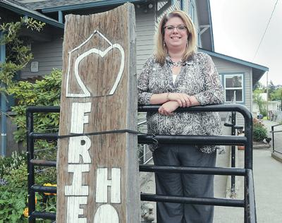 Former Friendship House guest becomes its director