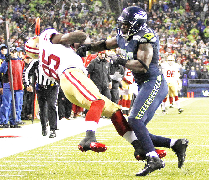 The Biggest Non Local Football Rivalries Including: Seahawks Roll Past 49ers