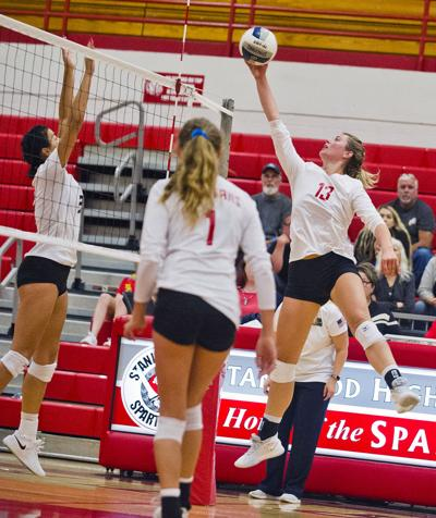 Volleyball: Lynnwood at Stanwood, 10.3.19
