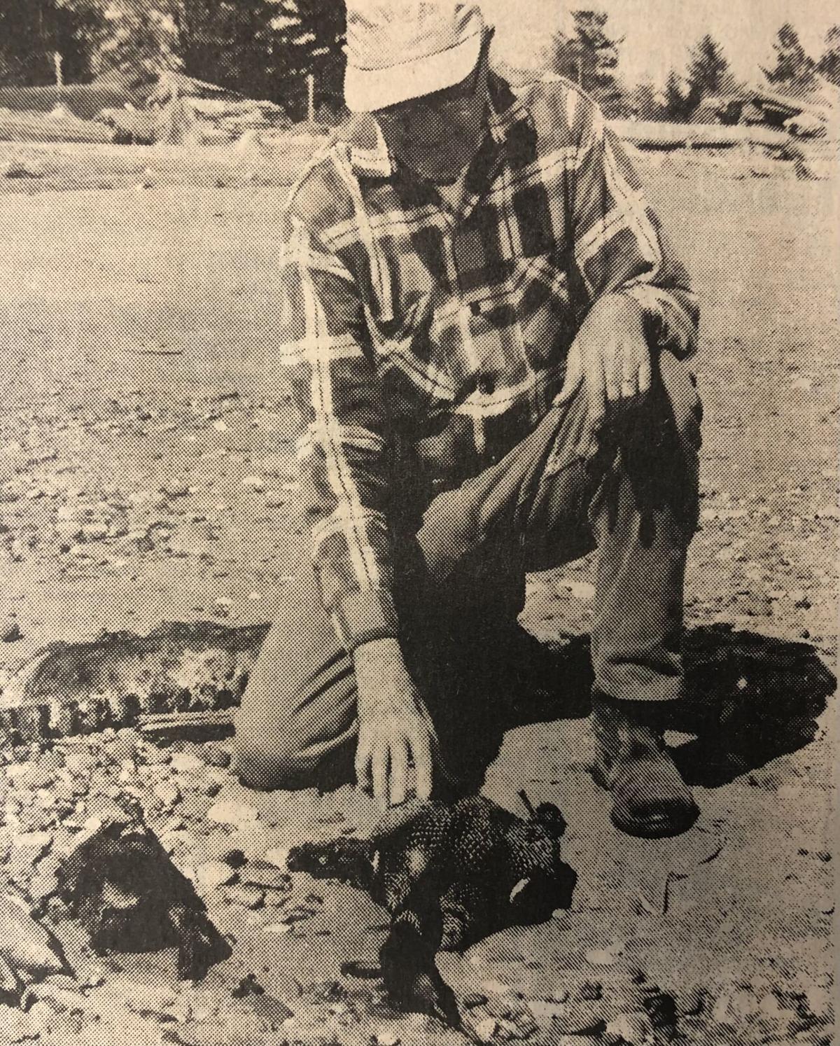 Guemes Island Oil Spill 1971 (2)