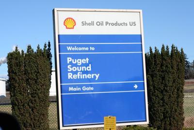 Shell Refinery odors