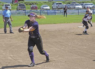 Concrete vs Friday Harbor softball