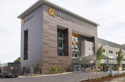 New La Quinta Inn in Burlington.