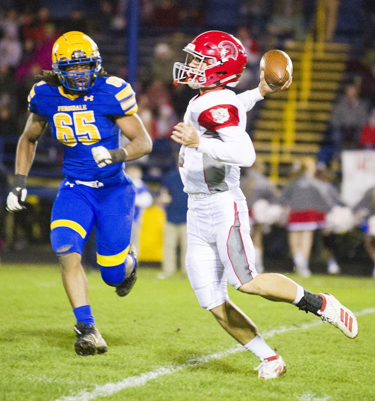 Football: Stanwood at Ferndale, 10.25.19