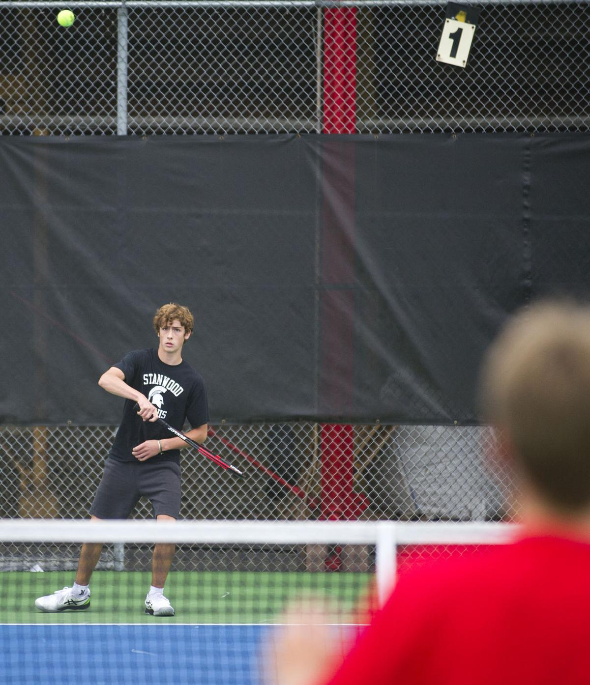 Stanwood boys tennis, 9.22.21