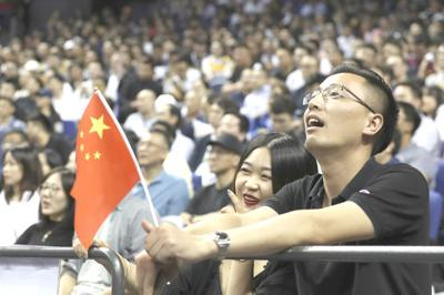 China Lakers Nets Basketball