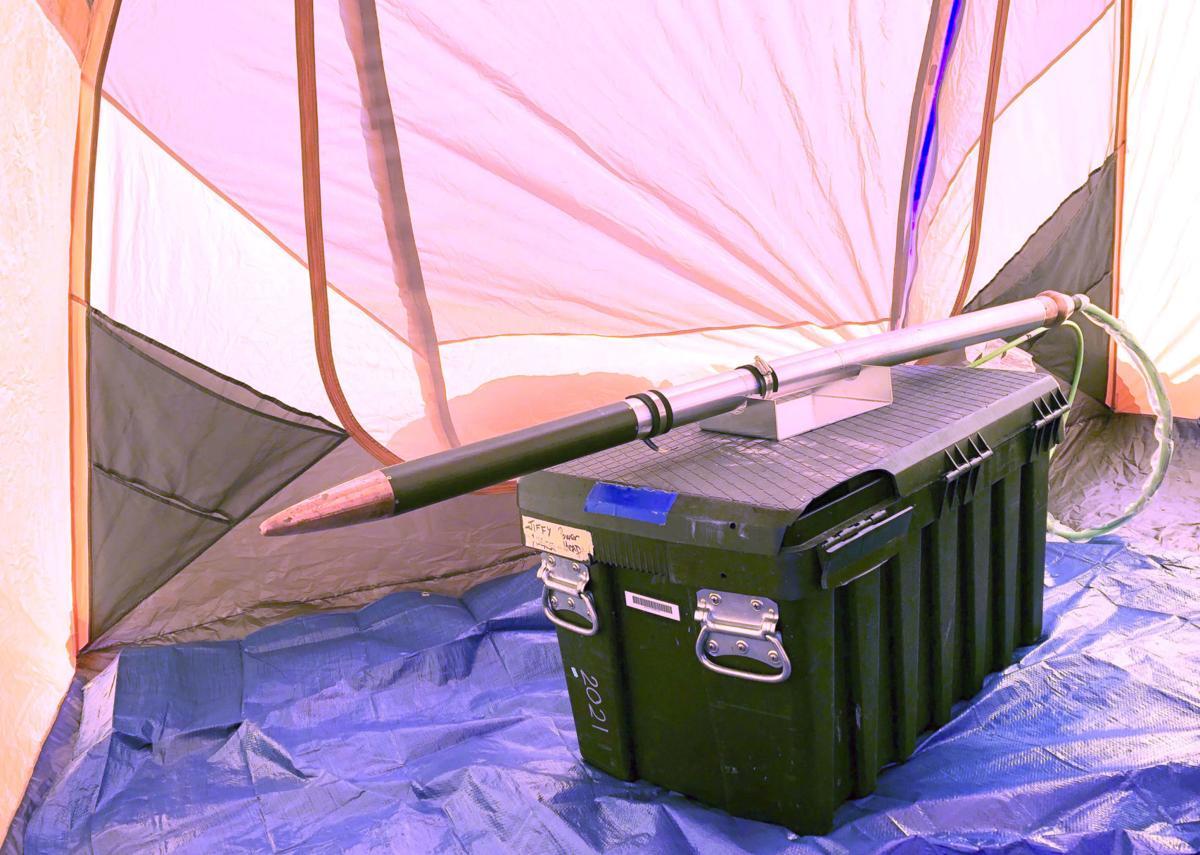 Researchers test ice probe on Mount Baker