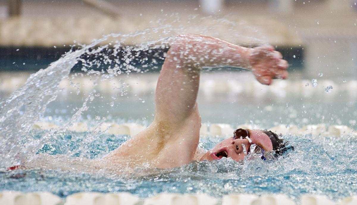 Boys Swimming: Mount Vernon at Stanwood, 1.10.19